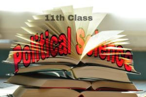 Arts Subjects in Class 11
