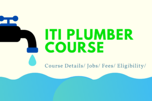 ITI Plumber Course Details