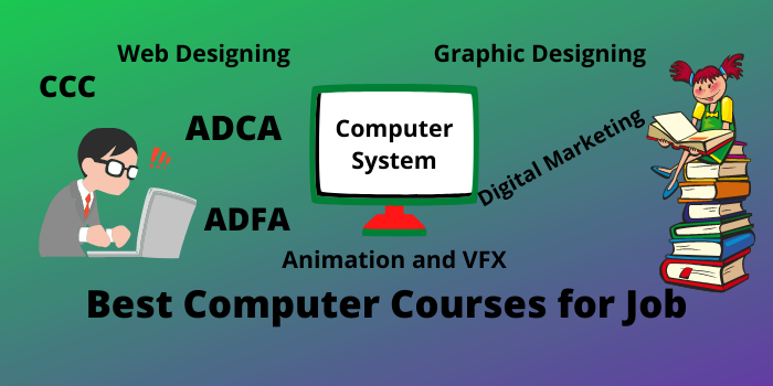 Best Computer Courses list for Job