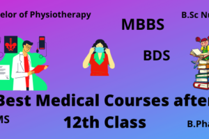 Best Medical Courses list after 12th Science